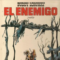 Cómics: BUDDY LONGWAY. EL ENEMIGO. JET BRUGUERA. SEPTIEMBRE 1983. (ST/BL105). Lote 124405159