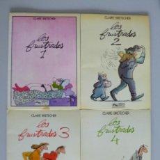 Cómics: CLAIRE BRETECHER // LOS FRUSTADOS // EDICIONES JUNIOR // 1982- 1985. Lote 124660759
