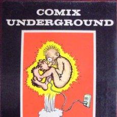 Cómics: COMIX UNDERGROUND USA 1972. Lote 124707166