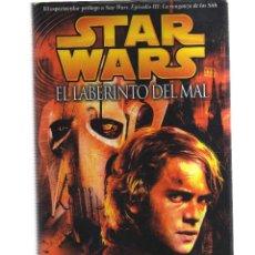Fumetti: STAR WARS - EL LABERINTO DEL MAL. Lote 124927163