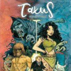 Cómics: TAXUS 1: EL ULTIMO EN LLEGAR. TOMO EDITORIAL DOLMEN. ISAAC SANCHEZ.. Lote 125031003