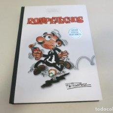 Cómics: ROMPETECHOS EDICION COLECCIONISTA EDICIONES B TOMO I RBA. Lote 125121143