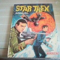 Cómics: STAR TREK ANNUAL 1969 COMIC TAPA DURA IDIOMA INGLES. Lote 125124451