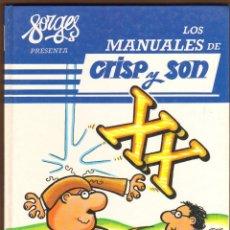 Cómics: FORGES LOS MANUALES DE CRISP Y SON Nº 1. Lote 125211255