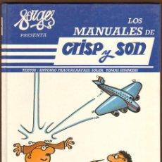 Cómics: FORGES LOS MANUALES DE CRISP Y SON Nº 14. Lote 125211347