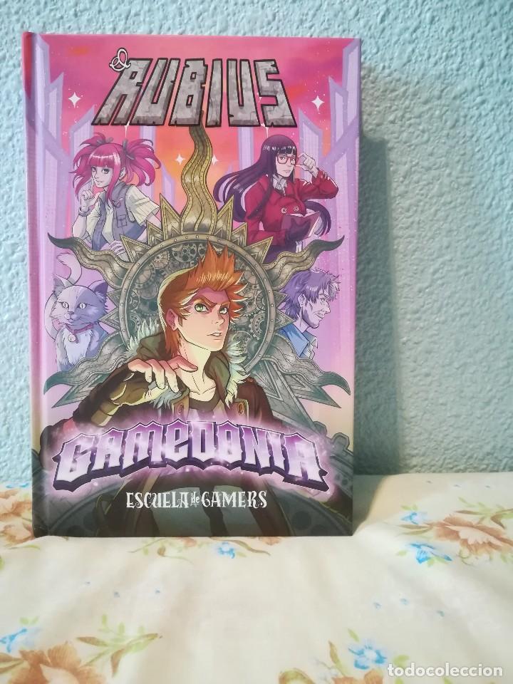 escuela de gamers ii  gamedonia - el rubius - l - Comprar Comics ... e2e5747ccf4