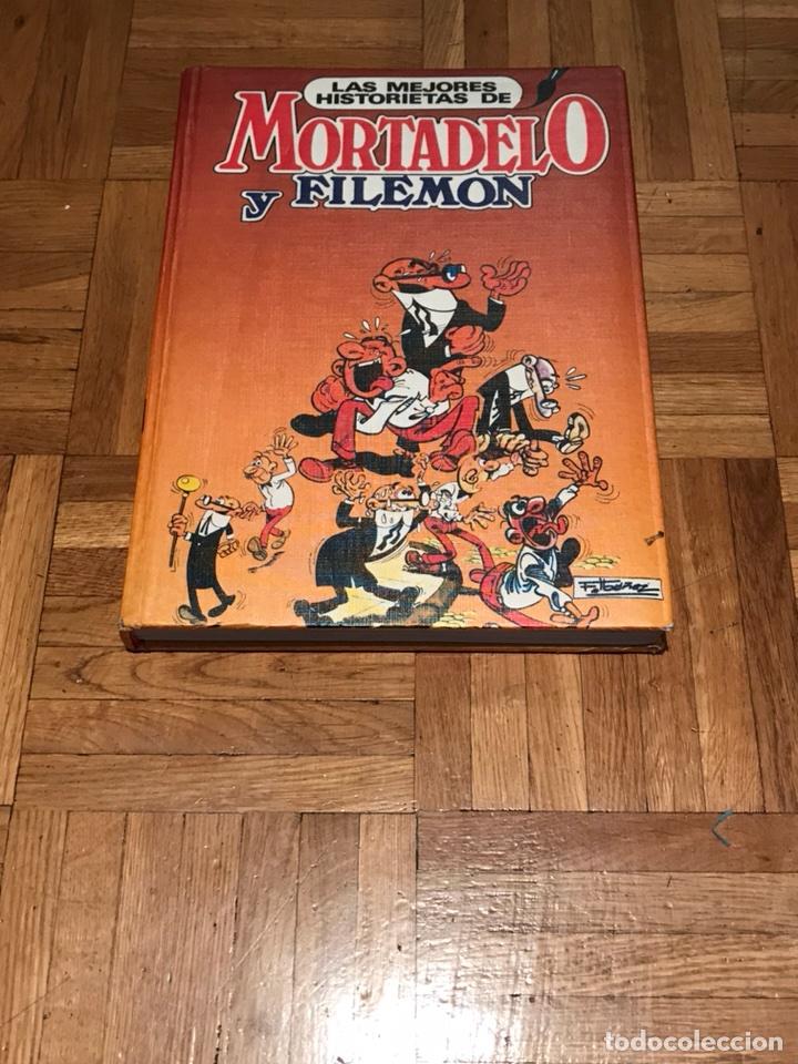 LAS MEJORES HISTORIETAS DE MORTADELO Y FILEMON TOMO 5 (Tebeos y Comics - Comics Colecciones y Lotes Avanzados)