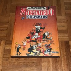 Cómics: LAS MEJORES HISTORIETAS DE MORTADELO Y FILEMON TOMO 5. Lote 125336155