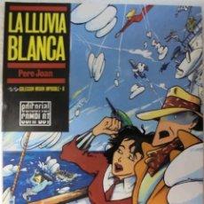 Cómics: COMIC N°8 COLECCION MISION IMPOSIBLE LA LLUVIA BLANCA DE 1987. Lote 125379098