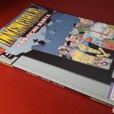 Cómics: INVENCIBLE 4 EXCELENTE ESTADO ALETA EDICIONES. Lote 125950652