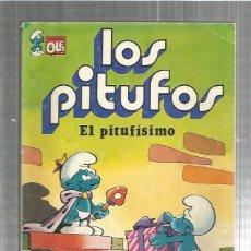 Cómics: PITUFOS PITUFISIMO. Lote 175503407