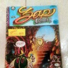 Cómics: ZAP COMIX Nº 3 - 1980. Lote 126046511