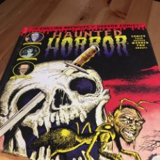 Cómics: HAUNTED HORROR / CHILLING ARCHIVES OF HORROR COMICS - INGLES TAPA DURA. Lote 126111596