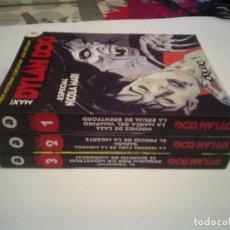 Comics : MAXI DYLAN DOG - LOS TRES ESPECIALES - ALETA - MUY BUEN ESTADO - GORBAUD. Lote 126129547
