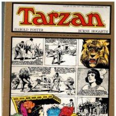 Comics : TARZAN DE H.FOSTER Y B.HOGARTH. COMPLETA 8 TOMOS,0 AL 7. J.ESTEVE,1982.. Lote 126287435