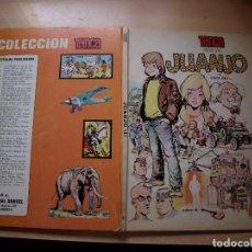 Cómics: TRINCA PRESENTA - JUANJO - NÚMERO 23 - TAPA DURA - DONCEL - AÑO 1974. Lote 126291131