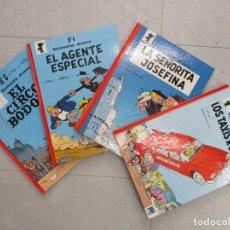 Cómics: COLECCION COMPLETA VALENTIN ACERO / BENITO SANSON - PEYO - ED.CASALS. Lote 126291919