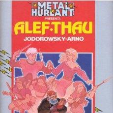 Cómics: METAL HURLANT COL. HUMANOIDES Nº 16 ALEF-THAU (JODOROWSKY / ARNO) EUROCOMIC - IMPECABLE - OFM15. Lote 244790740