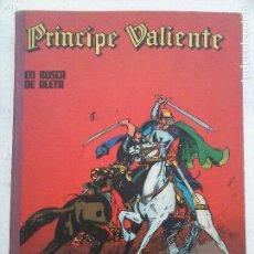 Cómics: EL PRINCIPE VALIENTE BURULAN TOMO Nº 2 - 240 PÁGINAS - HAROLD FOSTER - 1972. Lote 126358659