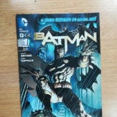 Cómics: BATMAN #1 (ECC EDICIONES). Lote 126451339