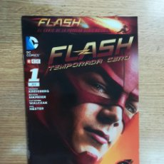 Cómics: FLASH TEMPORADA CERO #1 (ECC EDICIONES). Lote 133858706