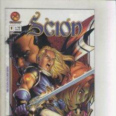 Cómics: SCION-PLANETA DE AGOSTINI-AÑO 2002-COLOR-FORMATO GRAPA-Nº 1. Lote 126671219