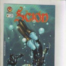 Cómics: SCION-PLANETA DE AGOSTINI-AÑO 2002-COLOR-FORMATO GRAPA-Nº 5. Lote 126672311