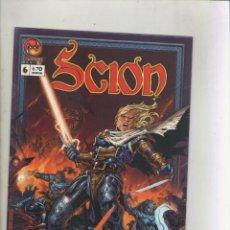Cómics: SCION-PLANETA DE AGOSTINI-AÑO 2002-COLOR-FORMATO GRAPA-Nº 6. Lote 126672427