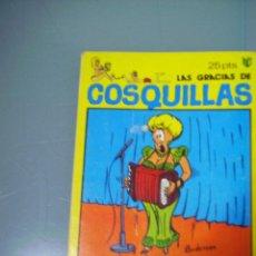 Cómics: COSQUILLAS Nº 3.. Lote 126686011