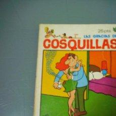 Cómics: COSQUILLAS Nº 9.. Lote 126686051