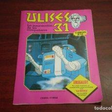 Cómics: ULISES 31 - INSURRECCION COMPAÑEROS - EDI. CEBRA EDI HYMSA 1982. Lote 126691151