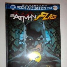 Fumetti: BATMAN/FLASH. LA CHAPA. ECC EL CATALÓGO DEL CÓMIC. 2017.. Lote 126703503