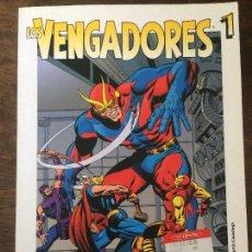 Cómics: BIBLIOTECA MARVEL LOS VENGADORES COLECCIONABLE EL MUNDO. Lote 126753775