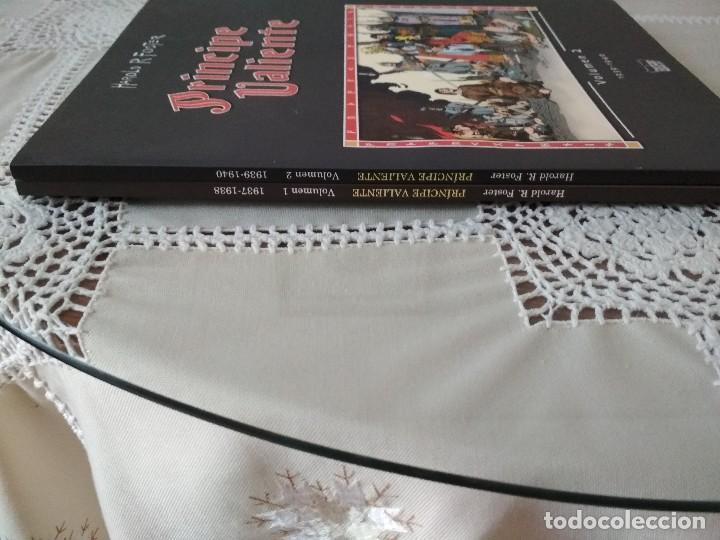 Cómics: Principe Valiente tomos 1 y 2 Manuel Caldas Libros de papel - Foto 2 - 126804399