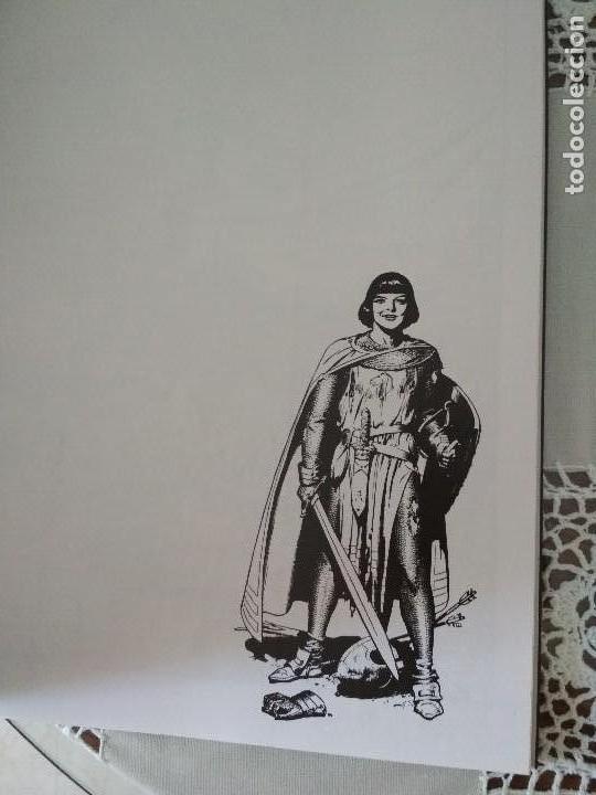 Cómics: Principe Valiente tomos 1 y 2 Manuel Caldas Libros de papel - Foto 3 - 126804399