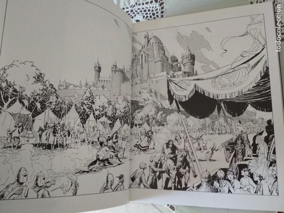 Cómics: Principe Valiente tomos 1 y 2 Manuel Caldas Libros de papel - Foto 4 - 126804399