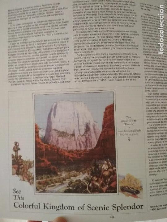 Cómics: Principe Valiente tomos 1 y 2 Manuel Caldas Libros de papel - Foto 7 - 126804399