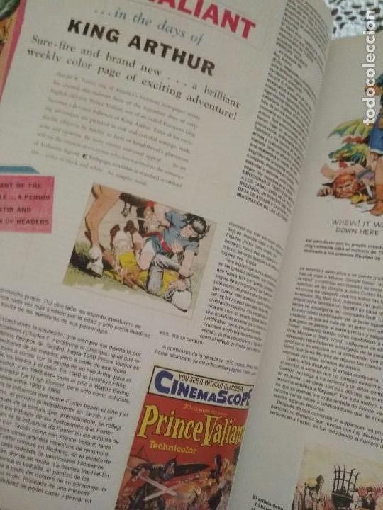 Cómics: Principe Valiente tomos 1 y 2 Manuel Caldas Libros de papel - Foto 8 - 126804399