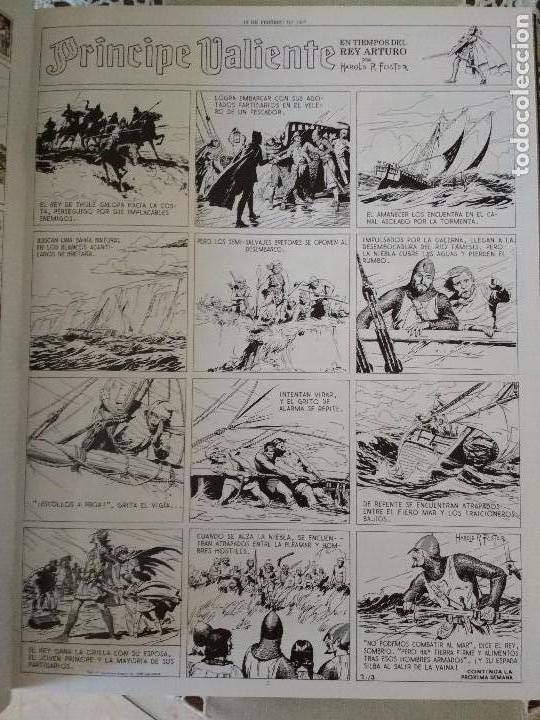 Cómics: Principe Valiente tomos 1 y 2 Manuel Caldas Libros de papel - Foto 9 - 126804399