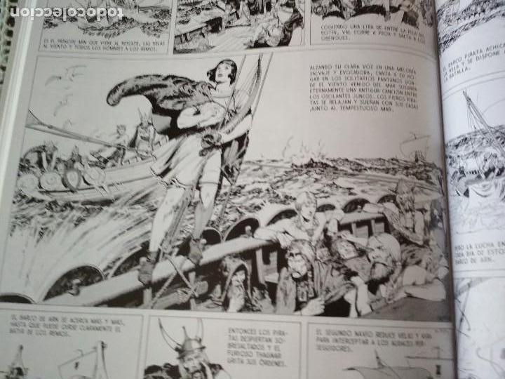 Cómics: Principe Valiente tomos 1 y 2 Manuel Caldas Libros de papel - Foto 12 - 126804399