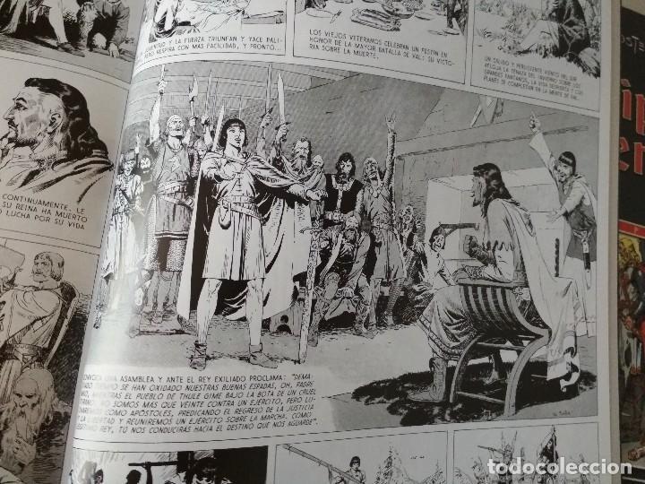 Cómics: Principe Valiente tomos 1 y 2 Manuel Caldas Libros de papel - Foto 13 - 126804399