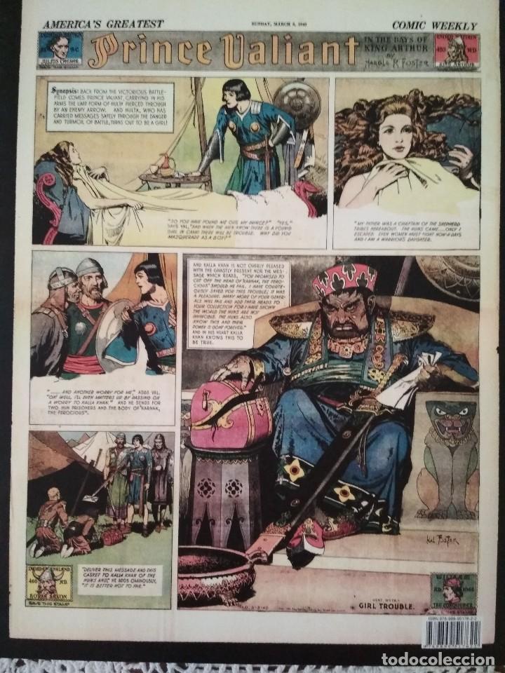 Cómics: Principe Valiente tomos 1 y 2 Manuel Caldas Libros de papel - Foto 15 - 126804399