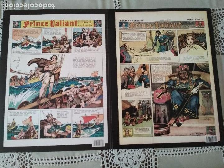 Cómics: Principe Valiente tomos 1 y 2 Manuel Caldas Libros de papel - Foto 16 - 126804399