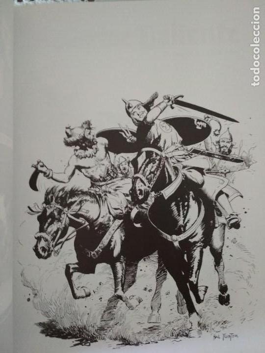 Cómics: Principe Valiente tomos 1 y 2 Manuel Caldas Libros de papel - Foto 17 - 126804399