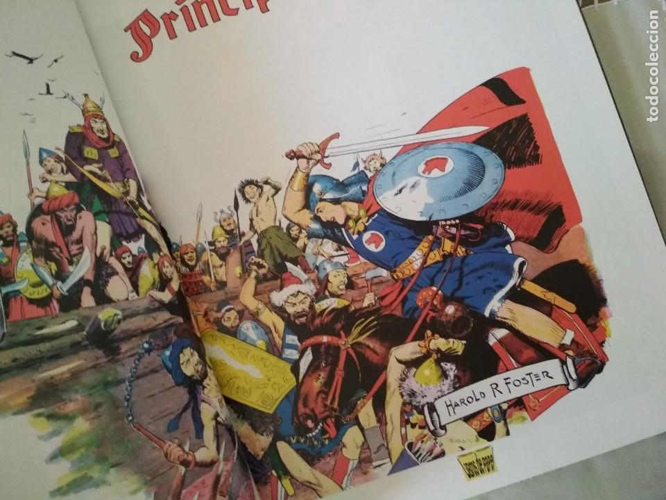 Cómics: Principe Valiente tomos 1 y 2 Manuel Caldas Libros de papel - Foto 18 - 126804399