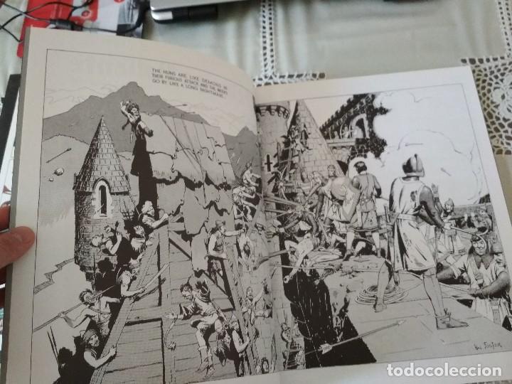 Cómics: Principe Valiente tomos 1 y 2 Manuel Caldas Libros de papel - Foto 19 - 126804399