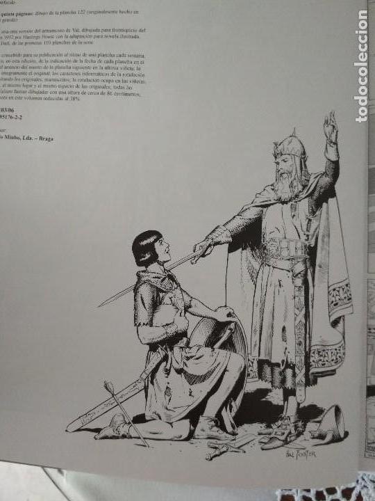 Cómics: Principe Valiente tomos 1 y 2 Manuel Caldas Libros de papel - Foto 20 - 126804399