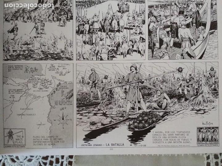 Cómics: Principe Valiente tomos 1 y 2 Manuel Caldas Libros de papel - Foto 21 - 126804399