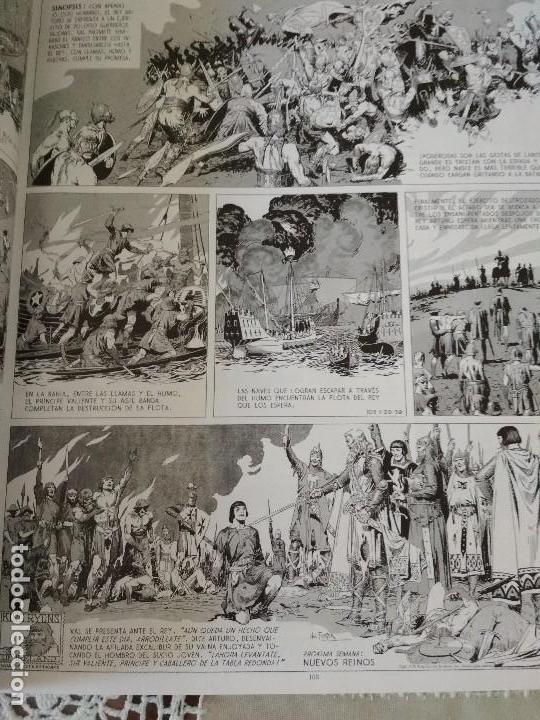 Cómics: Principe Valiente tomos 1 y 2 Manuel Caldas Libros de papel - Foto 22 - 126804399