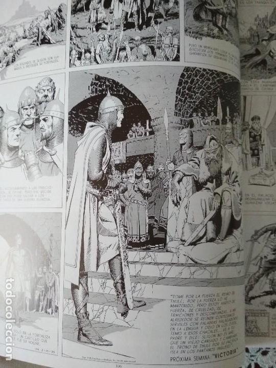 Cómics: Principe Valiente tomos 1 y 2 Manuel Caldas Libros de papel - Foto 23 - 126804399